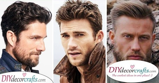 BEST SHORT HAIRCUTS FOR MEN – Short Hairstyles for Men