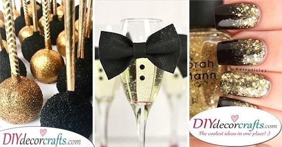 NEW YEARS EVE IDEAS - Get Ready for New Year's Eve