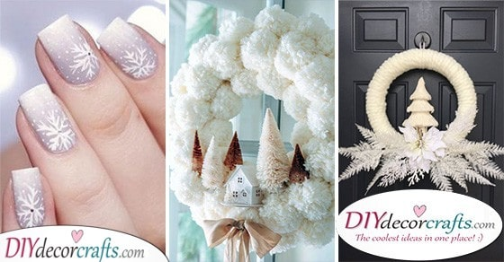 INSPIRATION FOR WINTER - Amazing Ideas for Winter