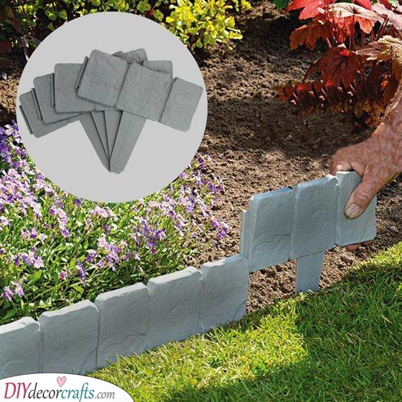 Easy and Affordable - Grey Stone Effect