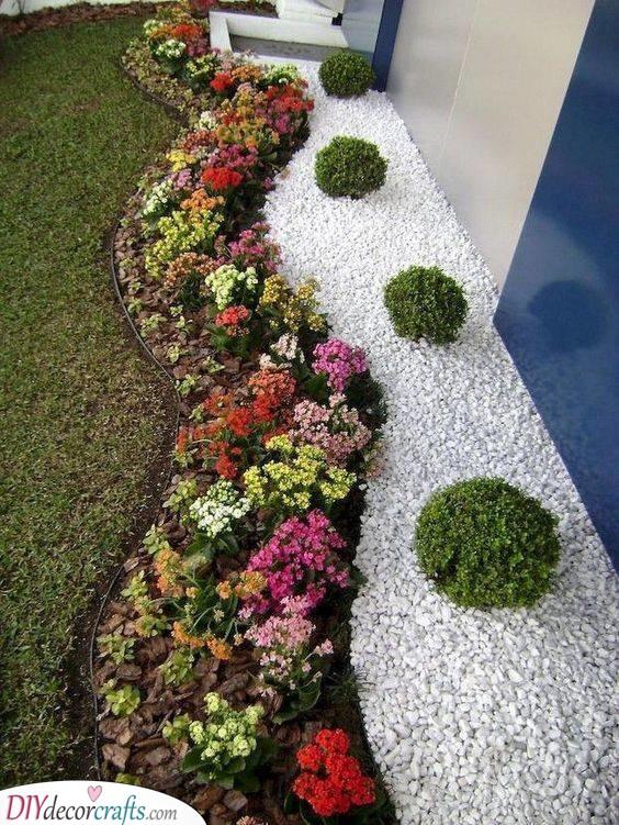 Well-Designed Landscaping - Landscaping Border Ideas