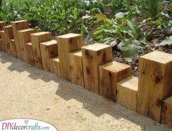 Blocks of Wood - Creative and Modern