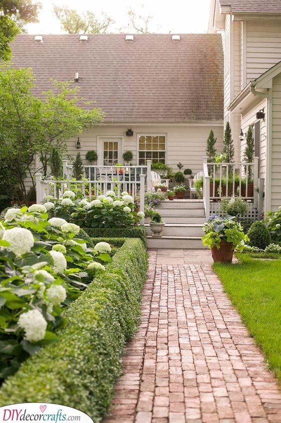 Beautiful and Green - Small Garden Design Ideas