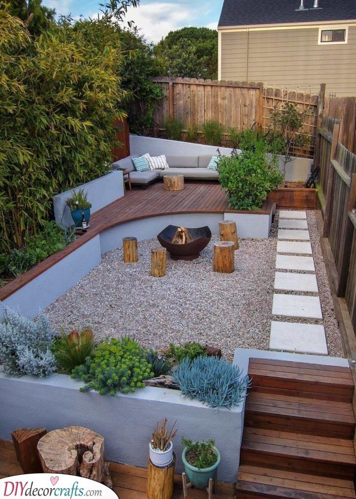 Very Small Garden Ideas on a Budget - Small Garden Design ...