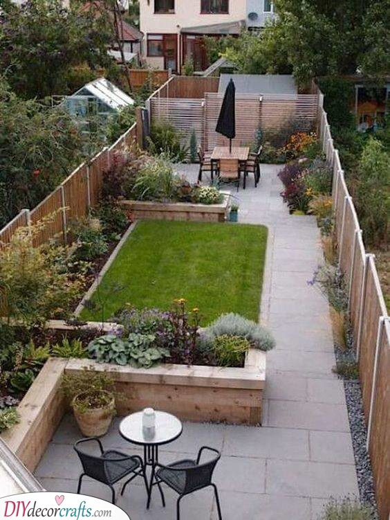 A Place for Everything - Small Garden Design Ideas