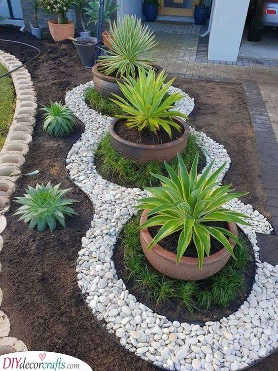 Simple Flower Bed Ideas 25 Lovely Garden Bed Ideas