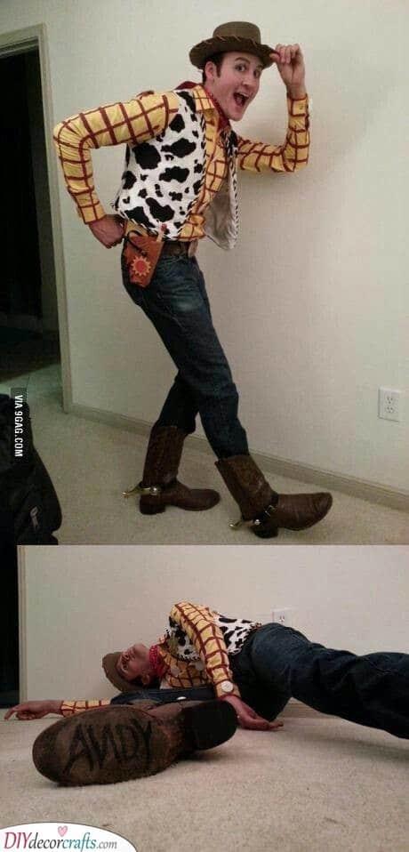 Wonderful as Woody - Easy and Creative