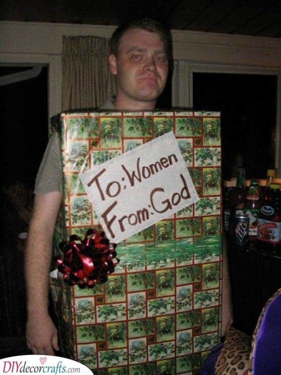 A Present from God - Hilarious and Clever