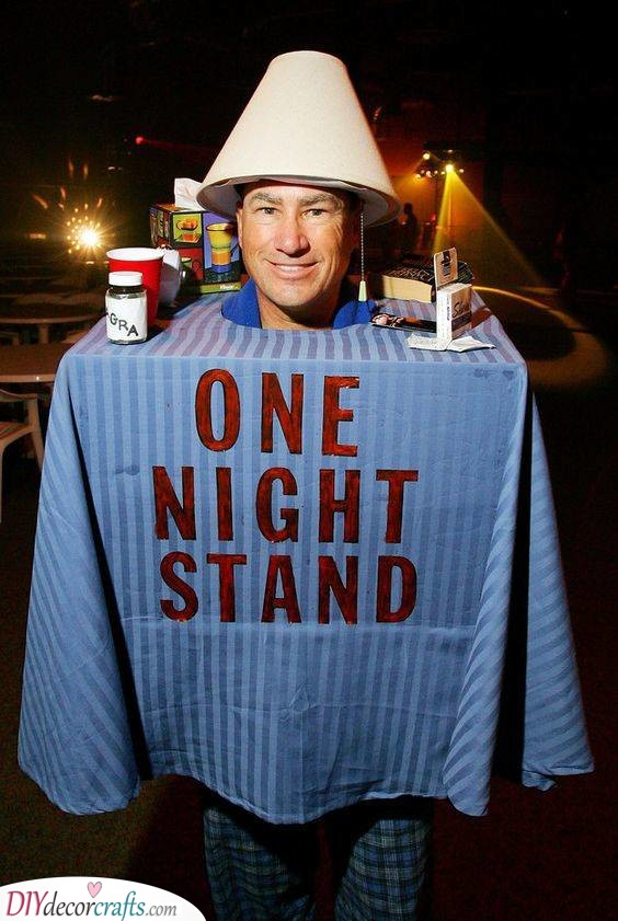 One Night Stand - Carnival Costumes for Men