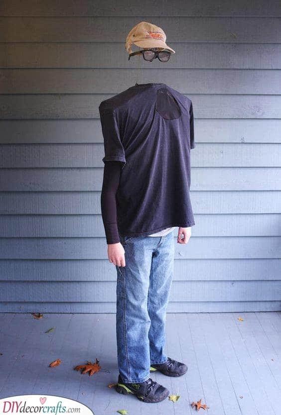 The Invisible Man - A Unique Idea
