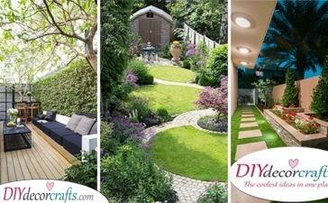 20 VERY SMALL GARDEN IDEAS ON A BUDGET - Small Garden Design Ideas