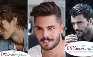 HAIRSTYLES FOR MEN WITH THIN HAIR - Mens Haircuts for Fine Hair