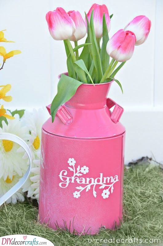 A Fantastic Vase - Grandma's New Favourite