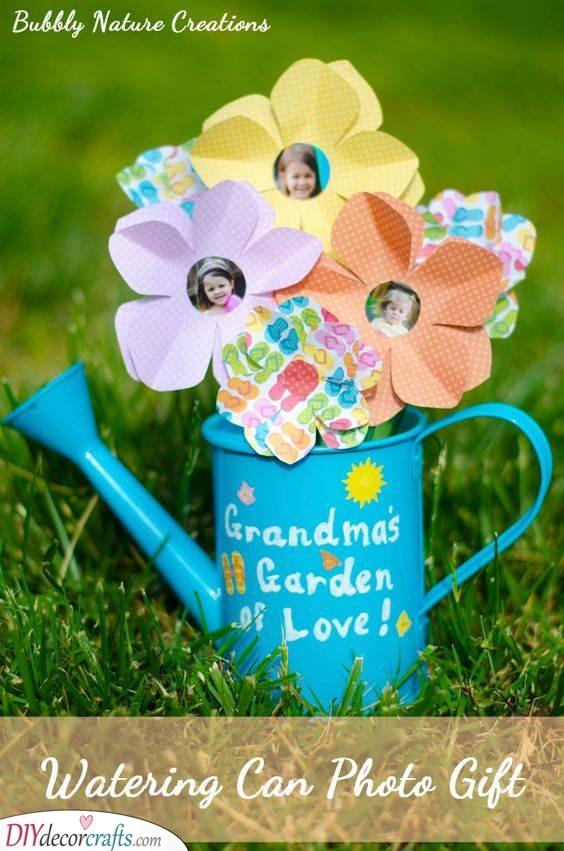 Watering Can Idea - A Garden of Love