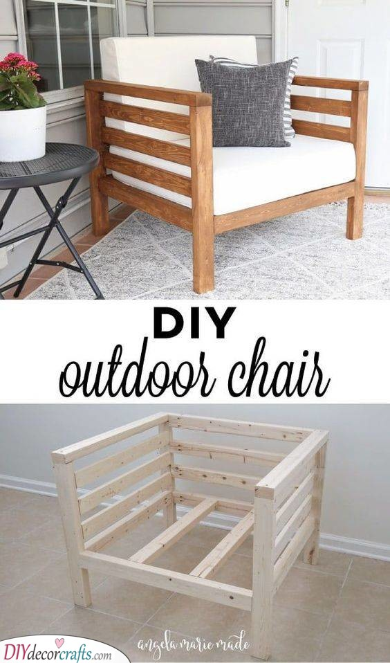 Building a Chair - Out of Scratch