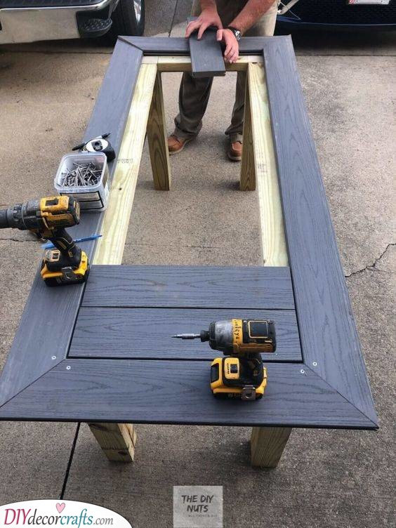 Creating a Cool Table - Awesome and Gorgeous