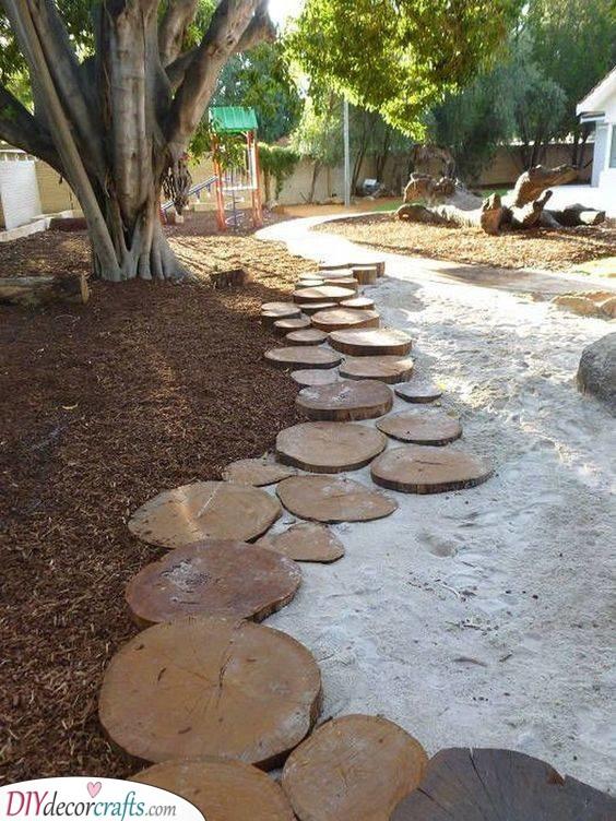 Garden Edging Ideas - Gorgeous Garden Edging Designs