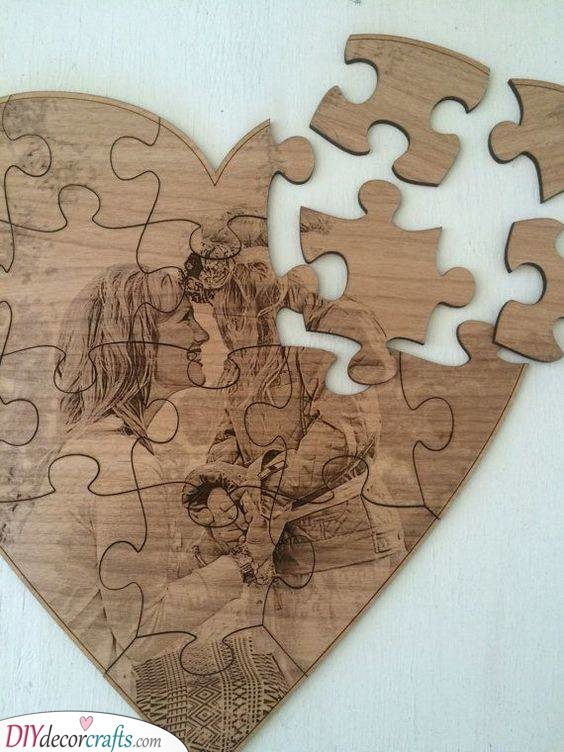 The Perfect Puzzle - Put the Pieces Together