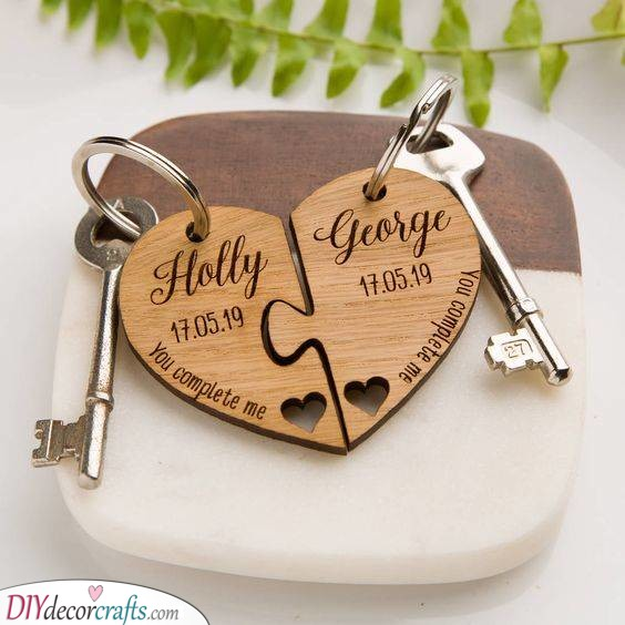 You Complete Me - Unique Gifts for Couples