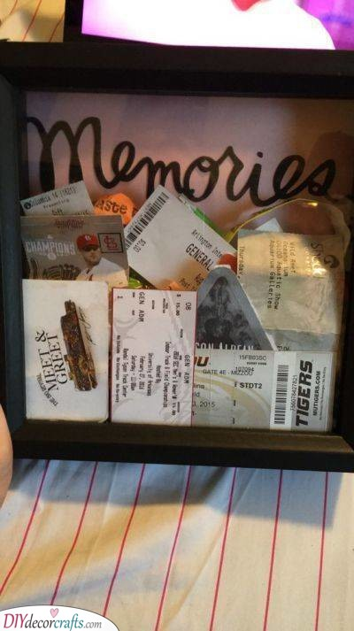 An Abundance of Memories - Loving and Personal