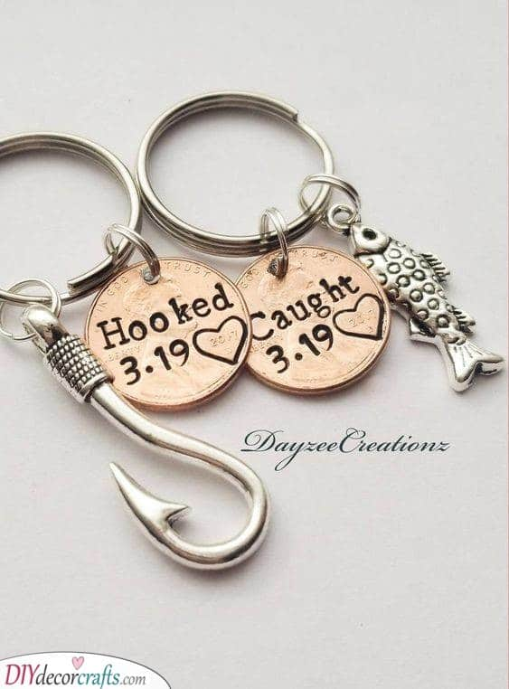 Getting Hooked and Caught - Gifts for Married Couples