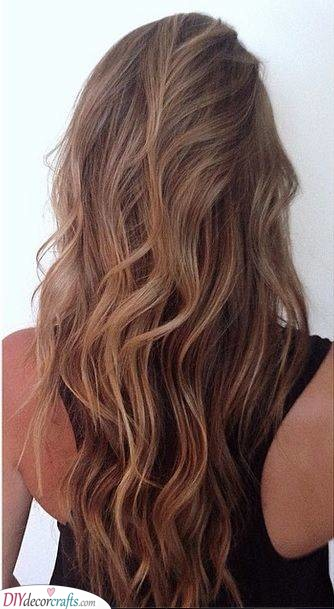 Lovely in Light Brown - Fabulous and Natural