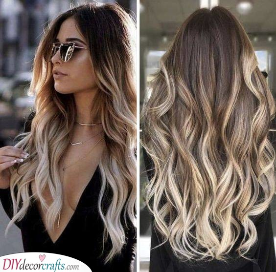 Hair Color Ideas For Brunettes For Summer Hair Colour Ideas For Brunettes