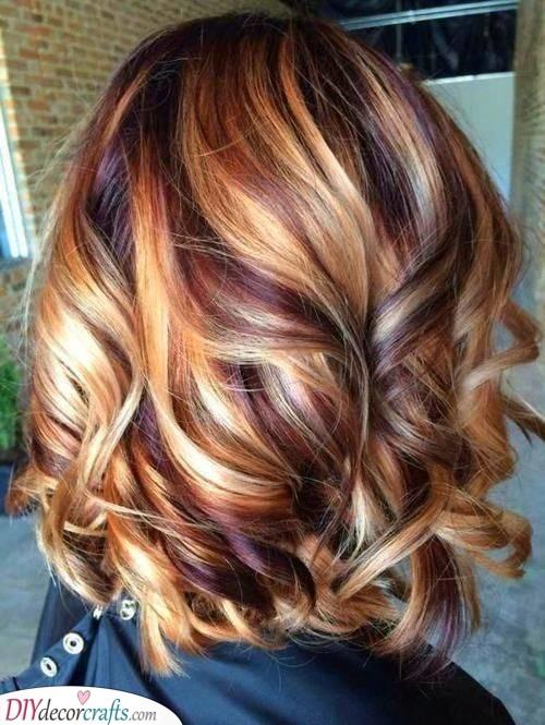 Caramel Chestnut - Summer Hair Color Ideas for Brunettes