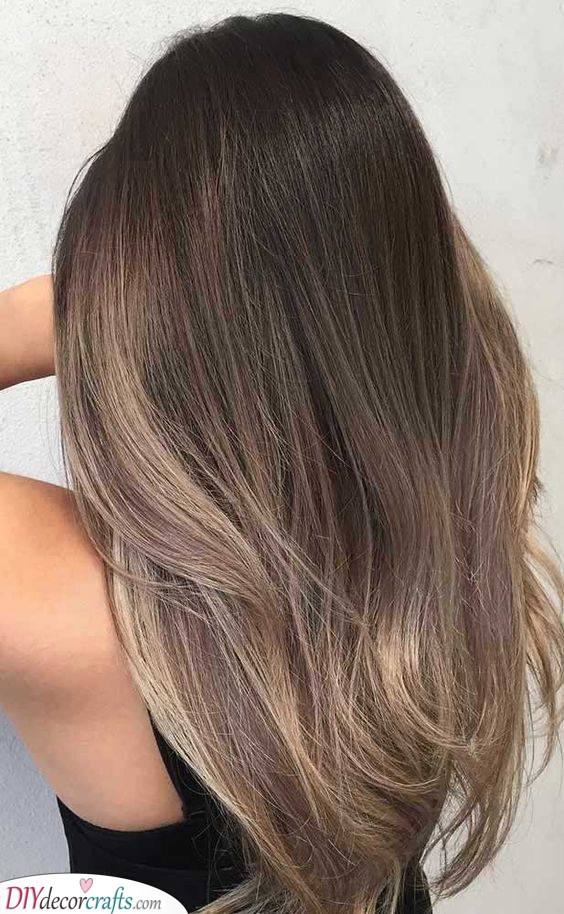 The Perfect Ombre - Fading Out to Light