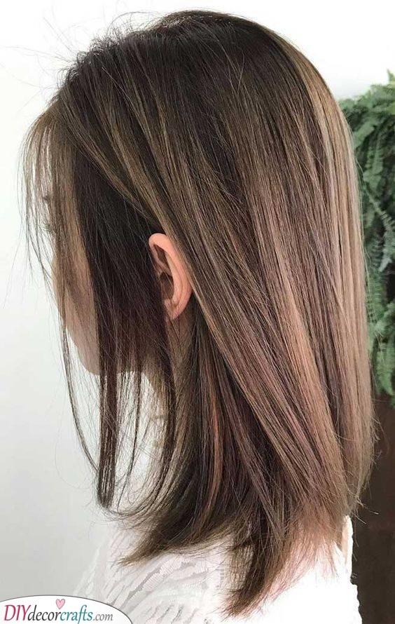Mushroom Brown Hair - A New Favourite