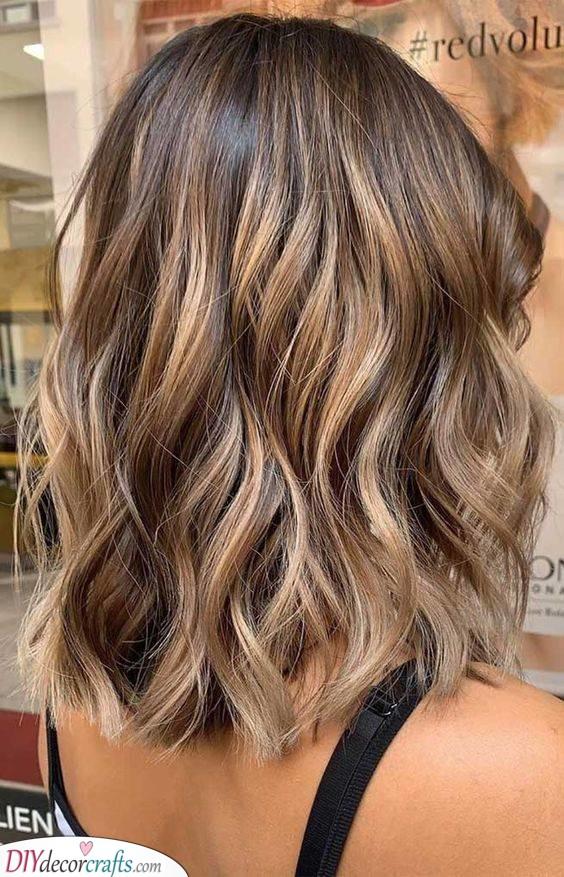 Hair Color Ideas For Brunettes For Summer Hair Colour Ideas For Brunettes