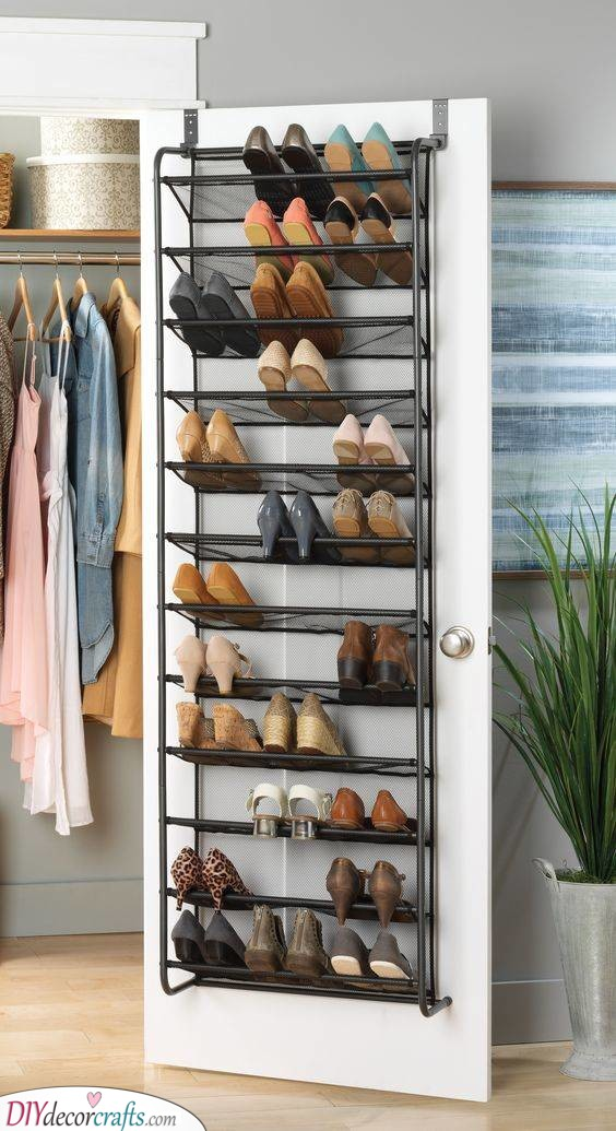 The Door Rack - All About Shoes