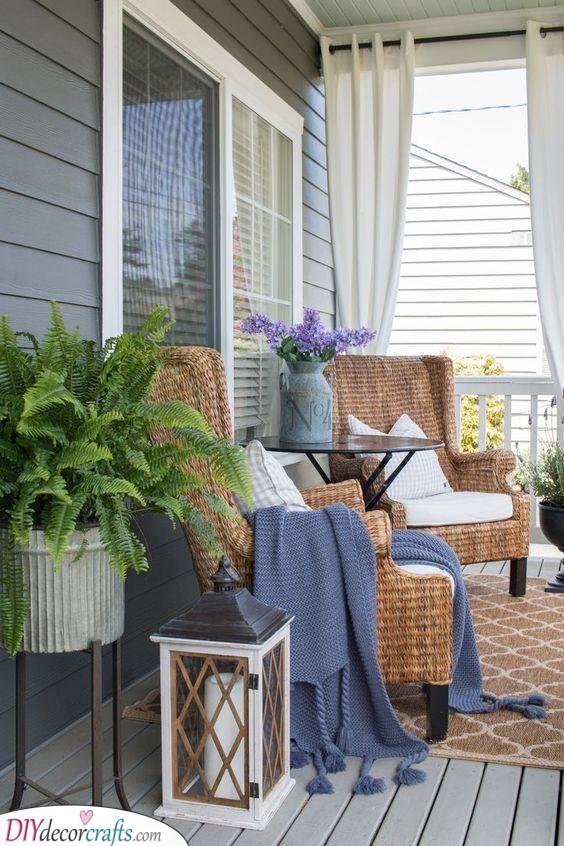 A Pretty Design - Feeling a Sense of Home