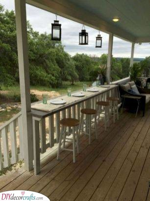 A Place to Eat - Perfect Porches