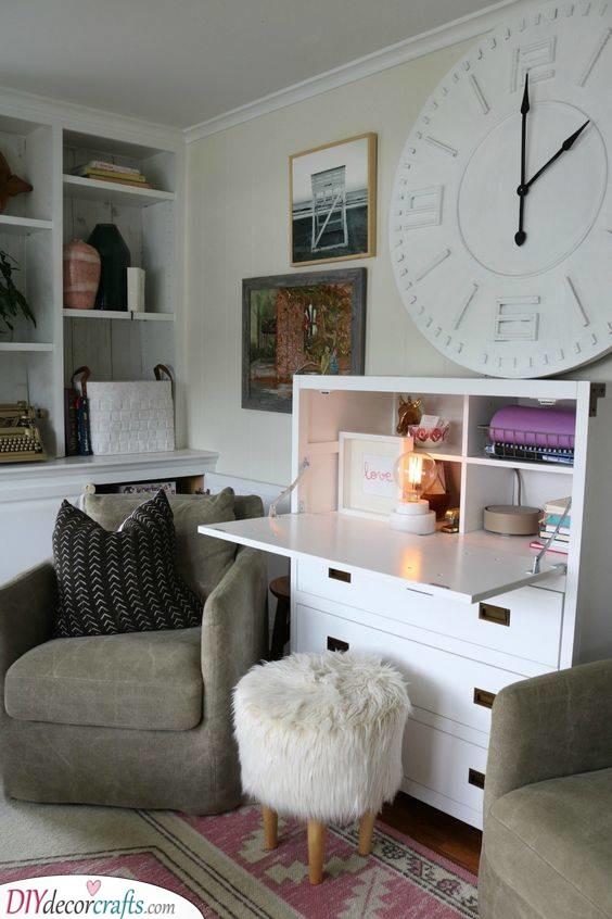 A Shelf Desk - A Stunning Option