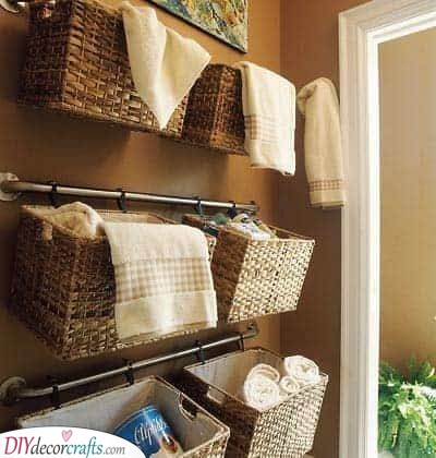 Brilliant Baskets - Inexpensive and Effortless