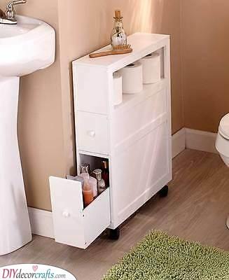 A Practical Drawer - Organizing Your Bathroom