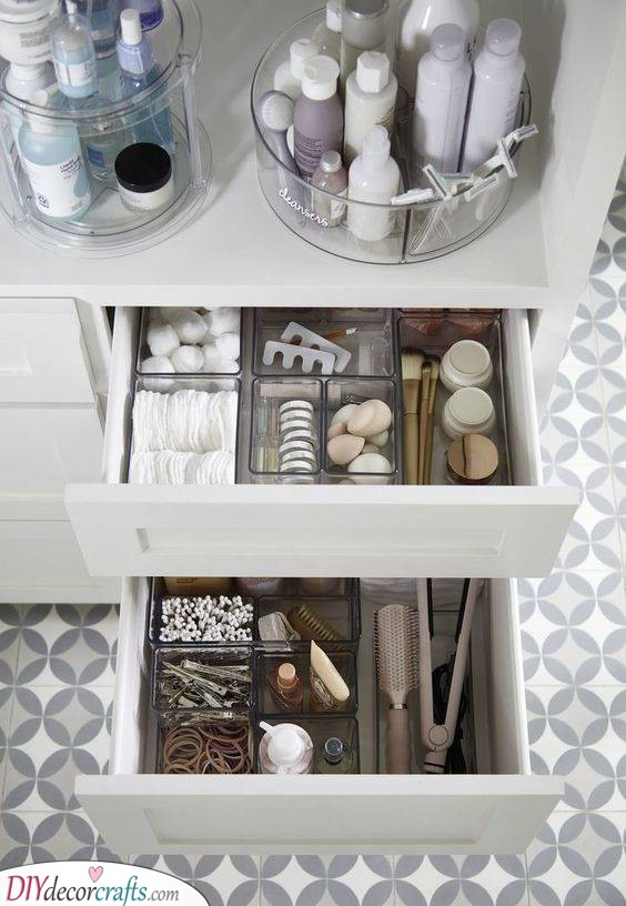 A Fabulous Storage System - A Spot for All Your Things