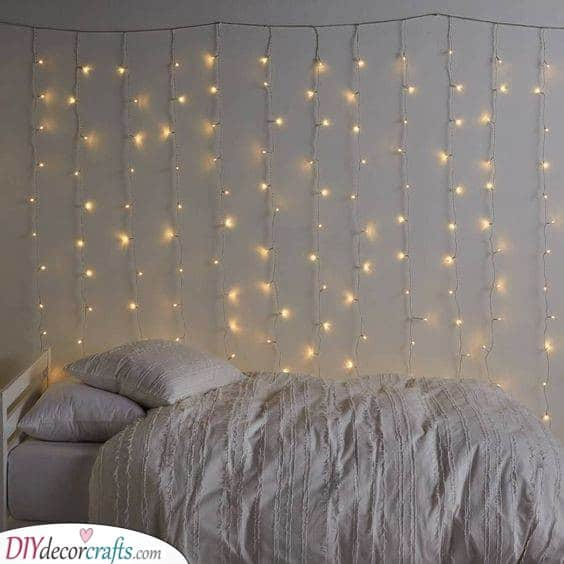 Simple and Magical - Fabulous in Fairy Lights