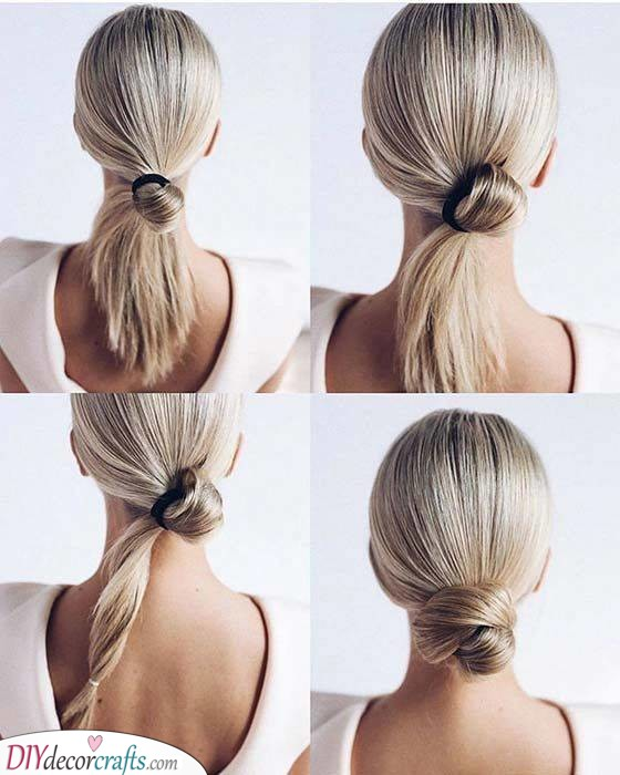 Super Simple - Easy Updos for Long Hair Step by Step