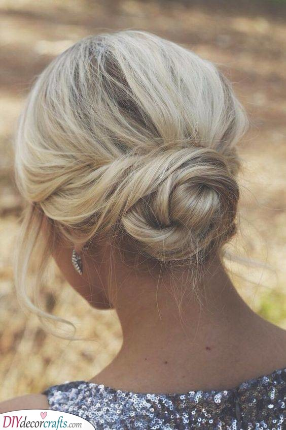 Twist and Twirl - A Dreamy Hairstyle
