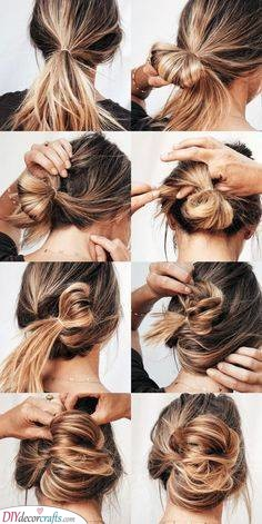 Hot Mess Hair - Fun and Funky