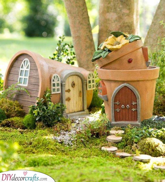 Living in Pots - Fun and Fabulous