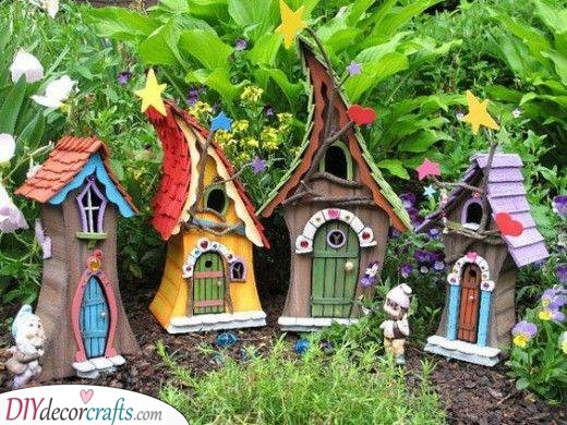 A Few Houses - For a Fairy Family