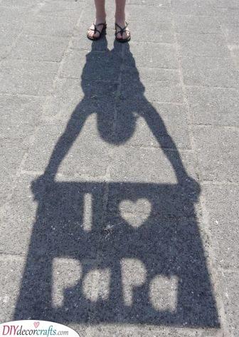 Shadow Art - A Fabulous Idea