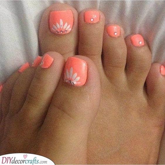 Pretty in Peach - A Lovely Colour