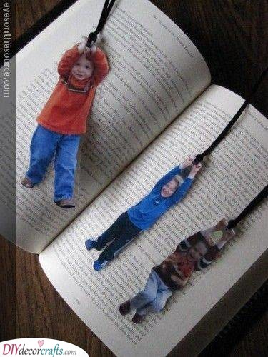 Brilliant Bookmarks - For a Dad Who Loves to Read