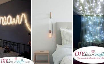 25 BEST LIGHTING FOR BEDROOM - Decorative Lights for Bedroom
