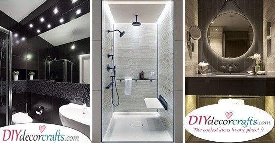 25 BEST LIGHTING FOR YOUR BATHROOM - Modern Bathroom Lighting