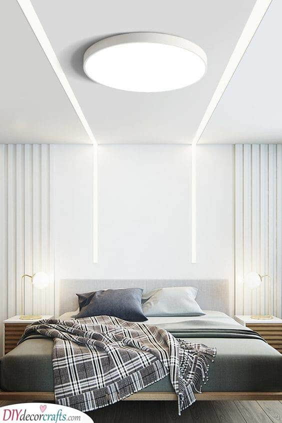 Led Ceiling Lights - Unique and Intense